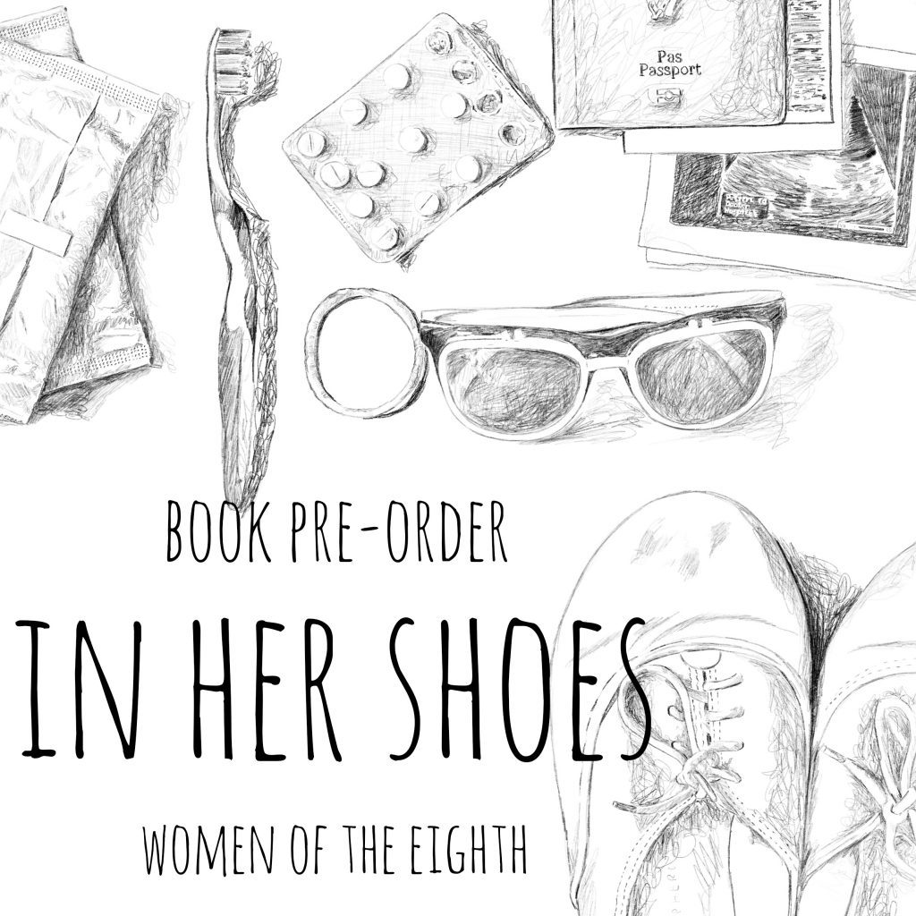 Pre-Order In Her Shoes – Women of the Eighth