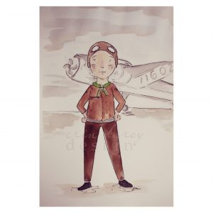 Rebel Girl :: Amelia Earhart