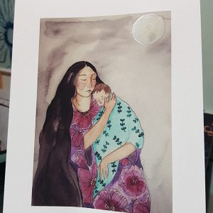 Moon Mother – Limited Edition Fine Art Print