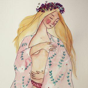 Flora {Card}
