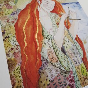 Brigid – Limited Edition Fine Art Print