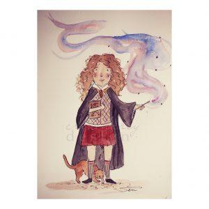 Rebel Girl – Hermione Granger